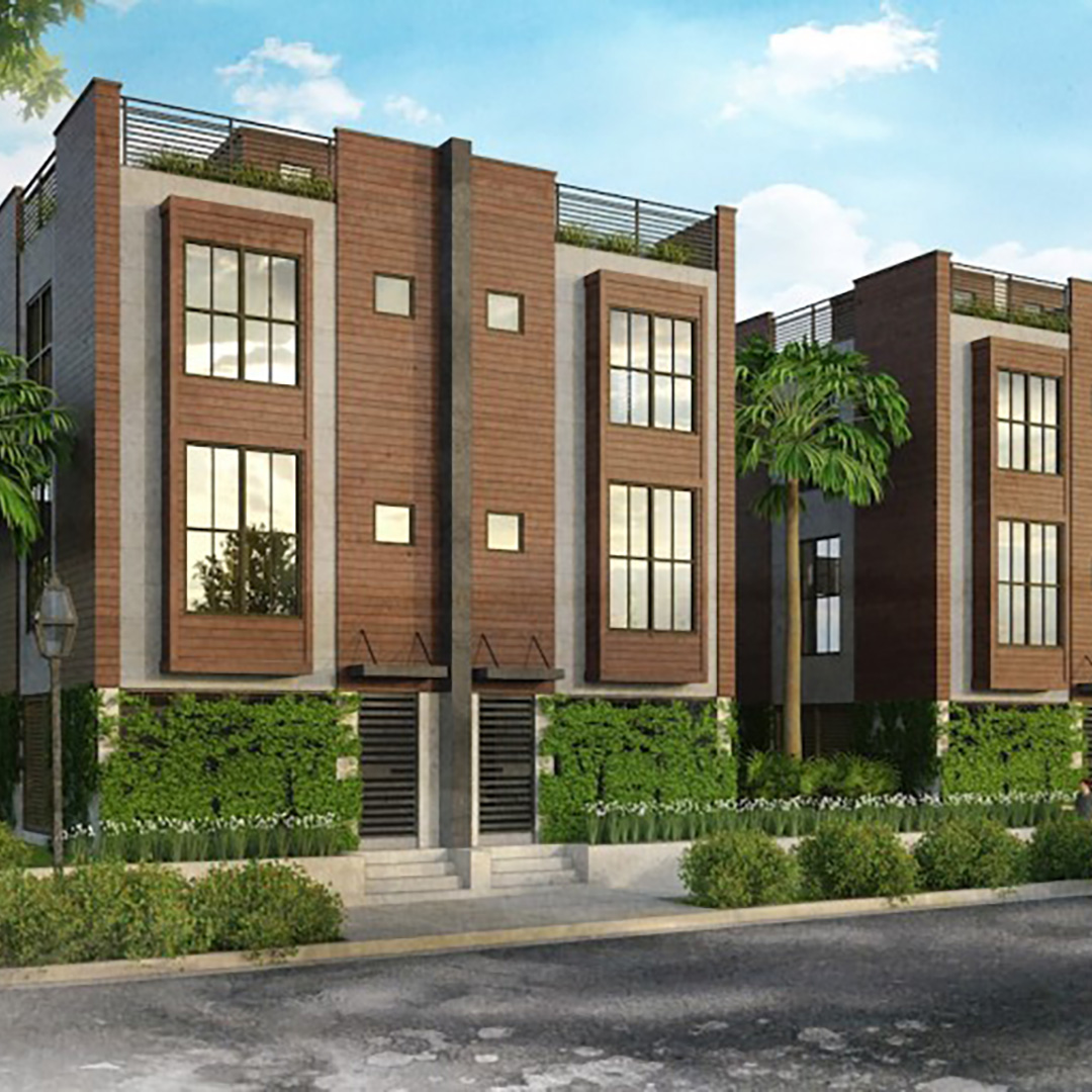 harleston row development charleston sc